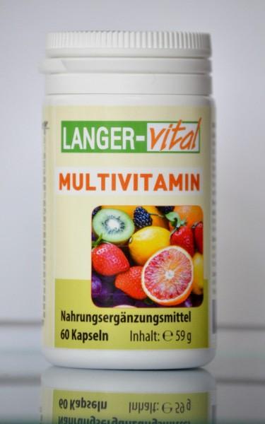 Multivitamin, 60  Kapseln