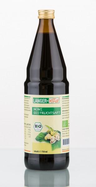 NONI 100% Fruchtsaft Bio, 750 ml