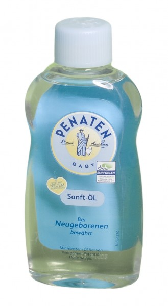 Penaten Baby Sanft-Öl, 200 ml