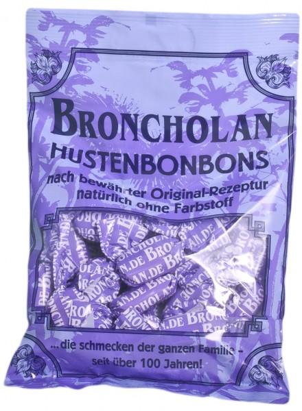 Broncholan Hustenbonbons, 75 g (MHD 01/19)