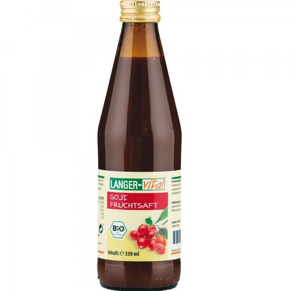 Goji Fruchtsaft Bio, 330 ml