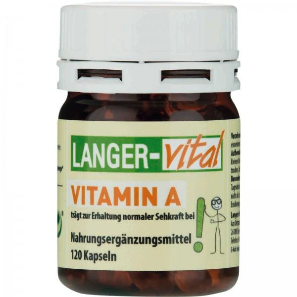 Vitamin A, 120 Kapseln