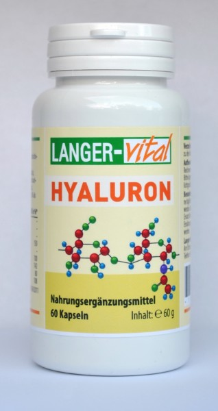 Hyaluron, 60  Kapseln