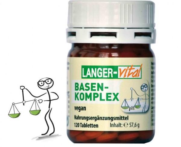 Basen-Komplex, 120 Tabletten