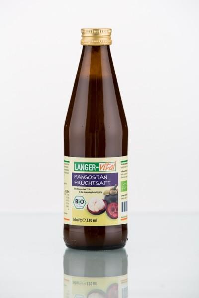 Mangostan Fruchtsaft Bio, 330 ml