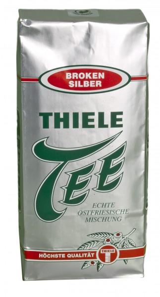 Thiele Tee, Broken Silber, 250 g, Echte Ostfriesische Mischung